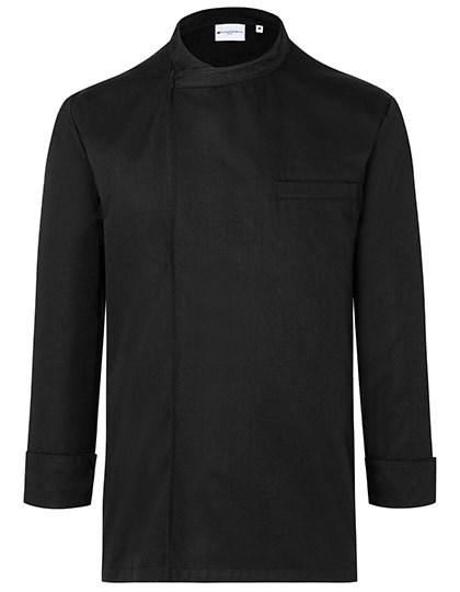 Karlowsky - Long-Sleeve Throw-Over Chef Shirt Basic