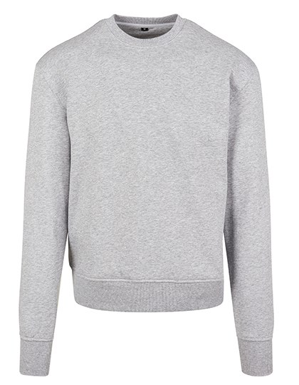 Build Your Brand - Premium Oversize Crewneck Sweatshirt