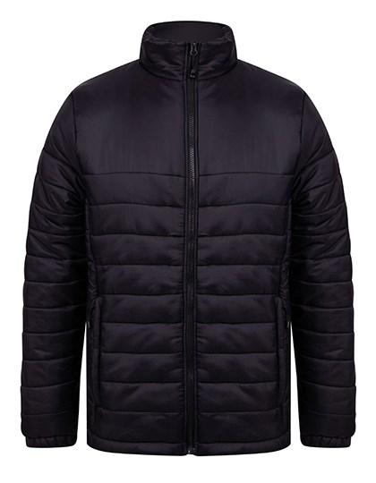 Henbury - Unisex Padded Jacket