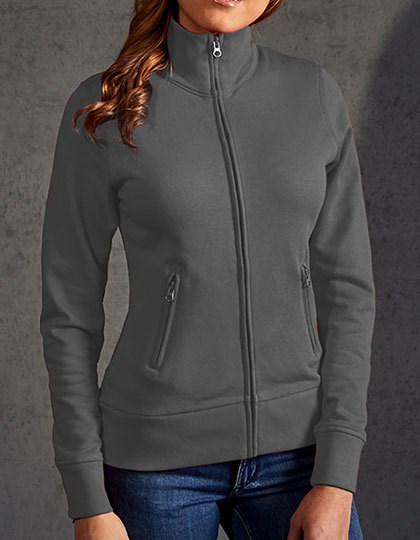 Promodoro - Women`s Jacket Stand-Up Collar