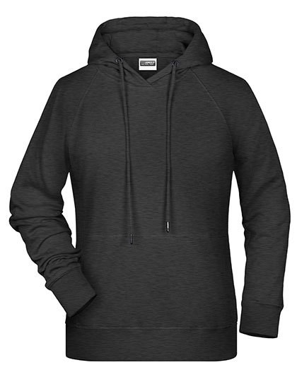 James+Nicholson - Ladies` Hoody