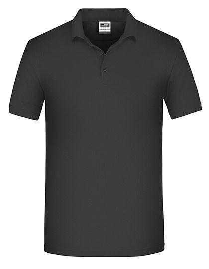 James+Nicholson - Men`s Bio Workwear Polo