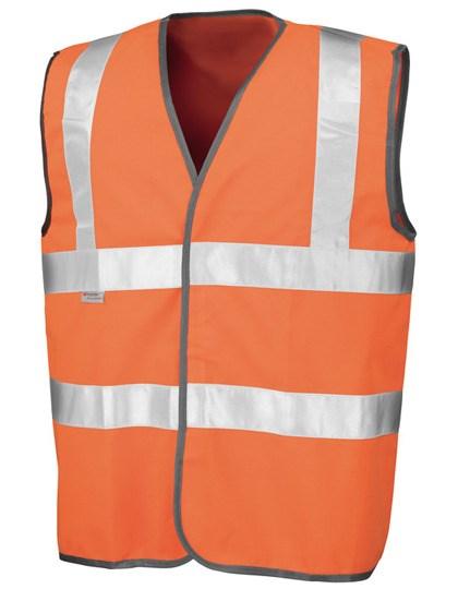 Result Safe-Guard - Safety High Vis Vest
