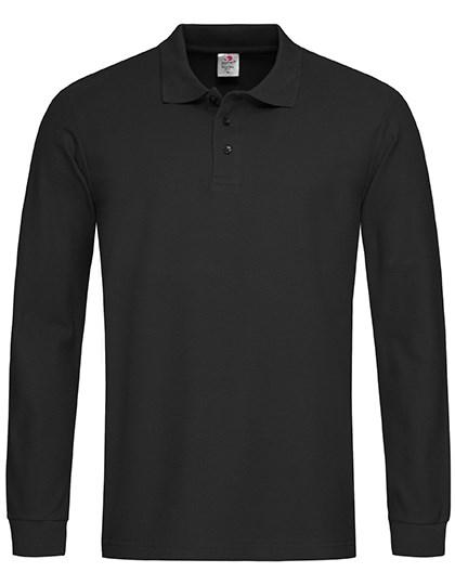 Stedman® - Long Sleeve Polo