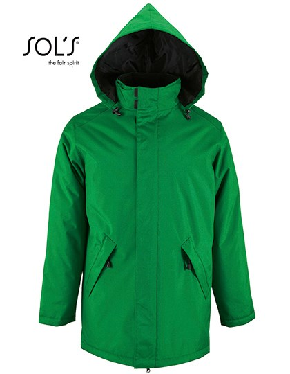 SOL´S - Unisex Jacket With Padded Lining Robyn