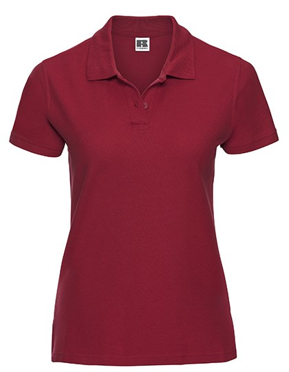 Russell - Ladies` Ultimate Cotton Polo