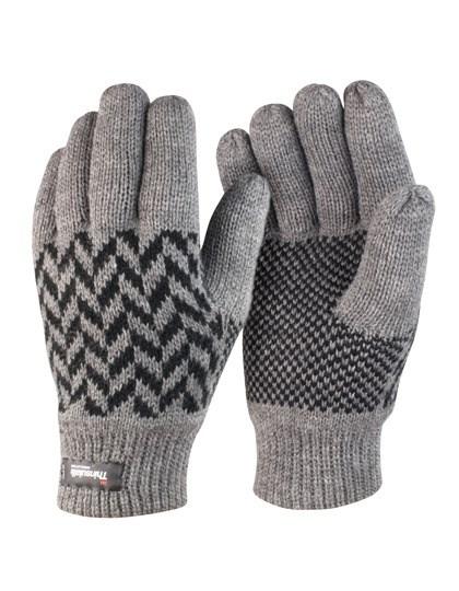 Result Winter Essentials - Pattern Thinsulate Glove