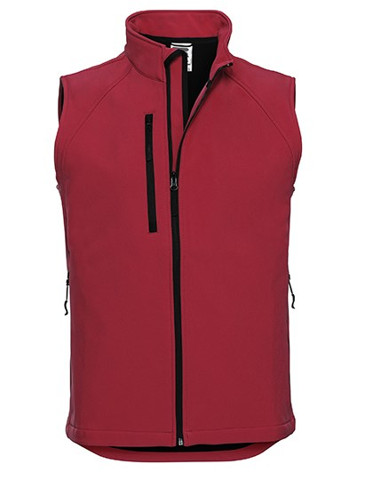 Russell - Men`s Softshell Gilet