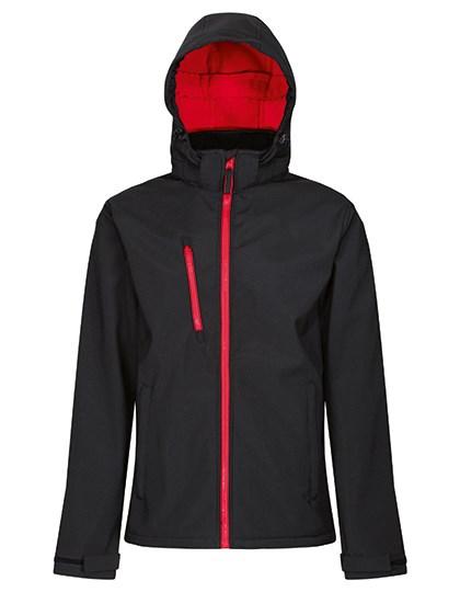 Regatta Professional - Venturer 3-layer Printable Hooded Softshell Jacket