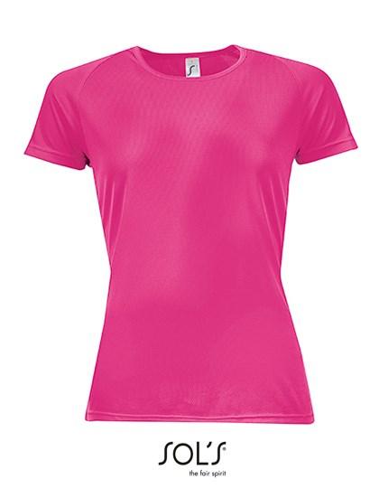 SOL´S - Women`s Raglan Sleeves T Sporty