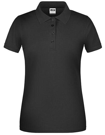 James+Nicholson - Ladies` Bio Workwear Polo