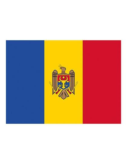 Printwear - Flag Moldova