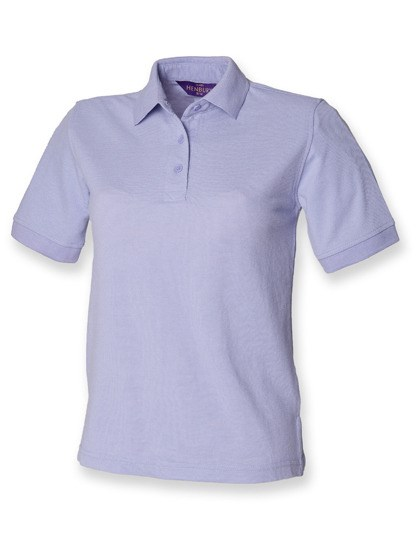 Henbury - Ladies` 65/35 Classic Piqué Polo Shirt