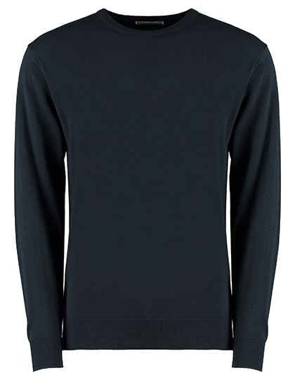 Kustom Kit - Regular Fit Arundel Crew Neck Sweater