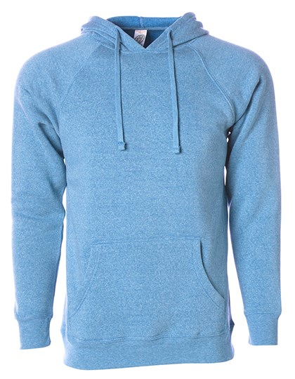Independent - Unisex Midweight Special Blend Raglan Hooded Pullover