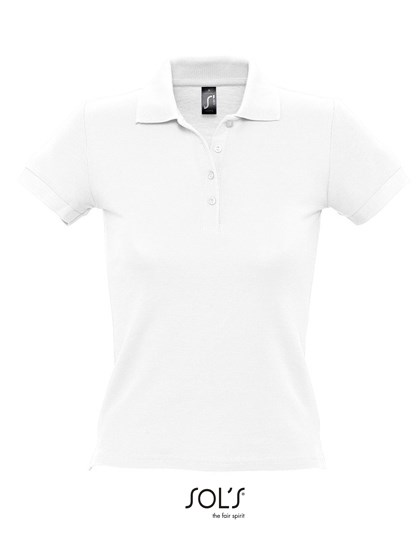 SOL´S - Ladies` Polo People 210