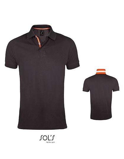 SOL´S - Men`s Polo Shirt Patriot
