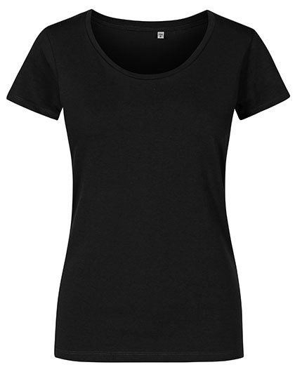 X.O by Promodoro - Women´s Deep Scoop T-Shirt