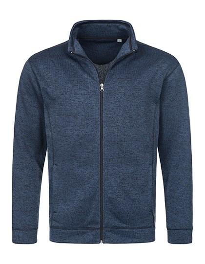 Stedman® - Knit Fleece Jacket