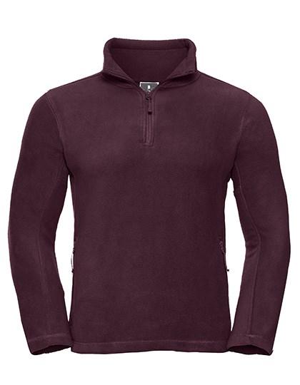 Russell - Quarter Zip Outdoor Fleece