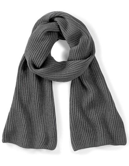 Beechfield - Metro Knitted Scarf