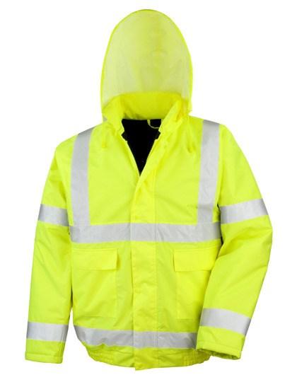 Result Safe-Guard - High Vis Winter Blouson