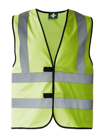 Korntex - Safety Vest with four Reflectors EN ISO 20471