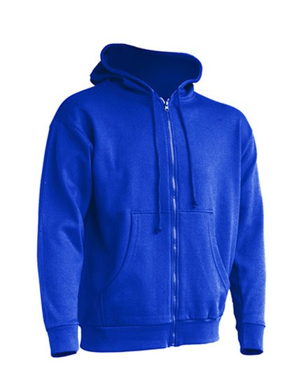 JHK - Zipped Hooded Sweater
