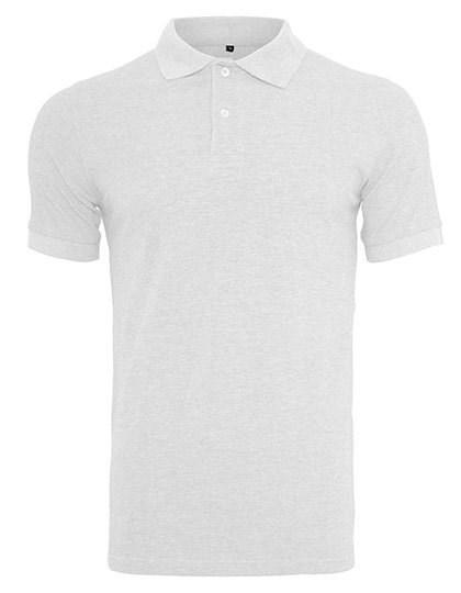Build Your Brand - Polo Piqué Shirt