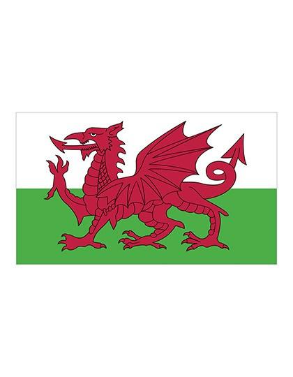 Printwear - Flag Wales