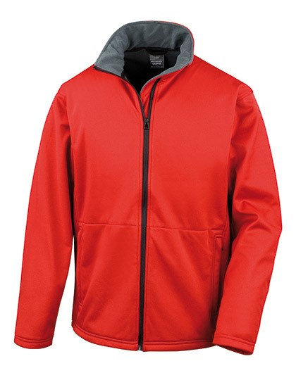 Result Core - Softshell Jacket