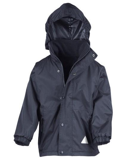 Result - Junior Reversible Stormdri 4000 Fleece Jacket