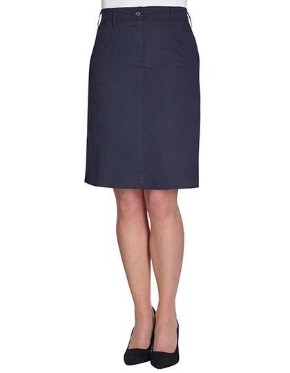 Brook Taverner - Business Casual Collection Austin Chino Skirt