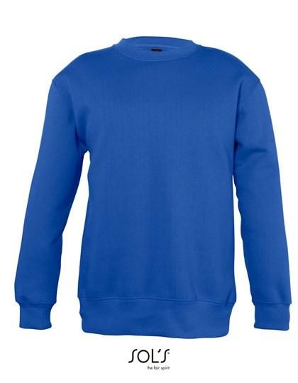 SOL´S - Kids` Sweatshirt New Supreme