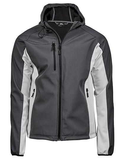 Tee Jays - Hooded Lightweight Performance Softshell Jacket