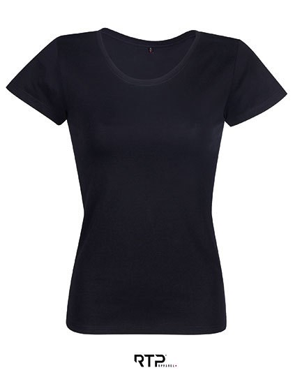 RTP Apparel - Womens Cosmic T-Shirt 155 gsm (Pack of 5)
