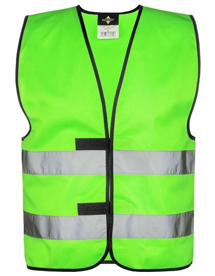 Korntex - Safety Vest EN ISO 20471 /EN 1150