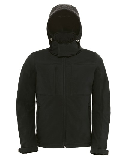 B&C - Hooded Softshell / Men