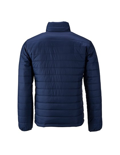 James+Nicholson - Men`s Padded Jacket