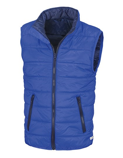 Result Core - CORE Youth Soft Padded Bodywarmer
