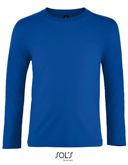 SOL´S - Imperial Long Sleeve Kids T-Shirt