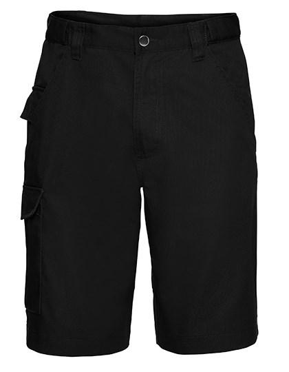 Russell - Workwear Polycotton Twill Shorts