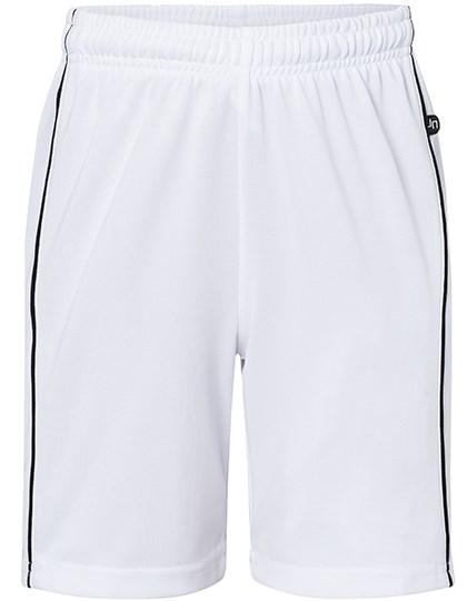 James+Nicholson - Basic Team Shorts Junior