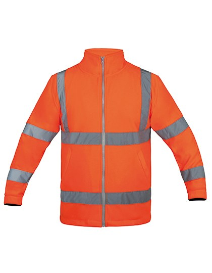 Korntex - Hi-Viz Fleece-Jacket