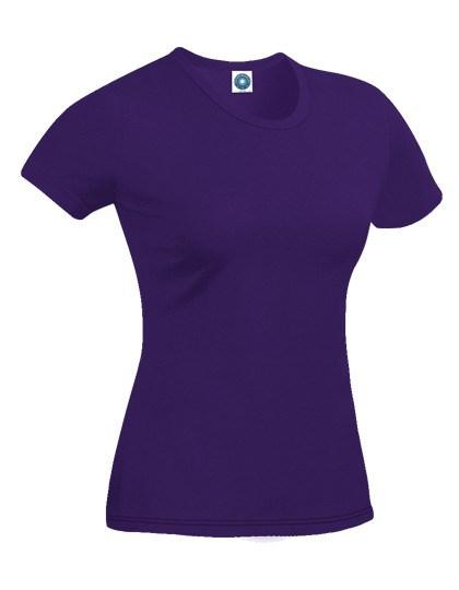 Starworld - Ladies Organic Cotton T-Shirt