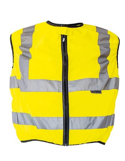 Korntex - Biker Safety Vest EN ISO 20471