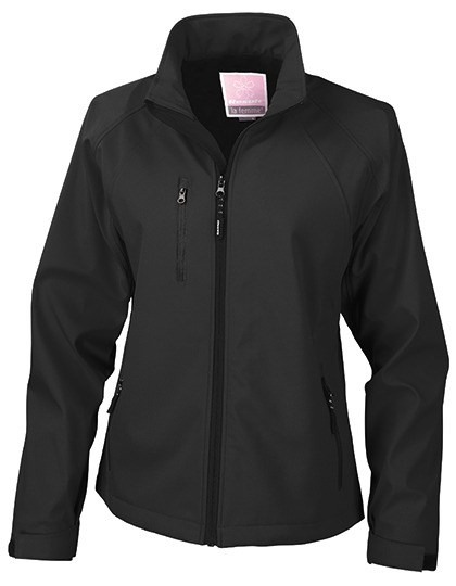 Result - Women`s Base Layer Soft Shell Jacket