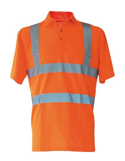 Korntex - Hi-Viz Polo Shirt Basic EN ISO 20471