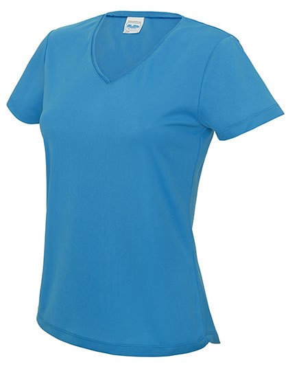 Just Cool - V Neck Women´s Cool T