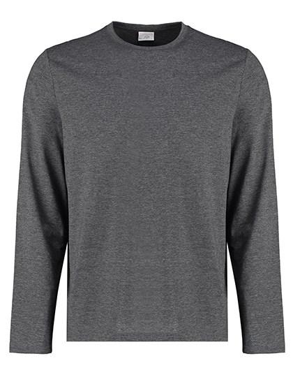 Kustom Kit - Fashion Fit Long Sleeve Superwash® 60° Tee